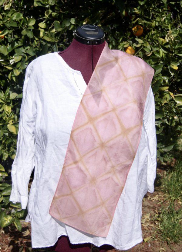 Pale Madder & Walnut Dye